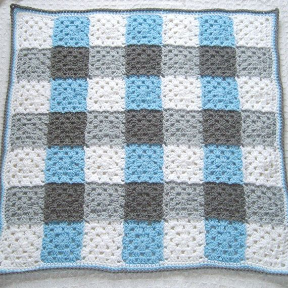 Baby Bedding Gray And Blue