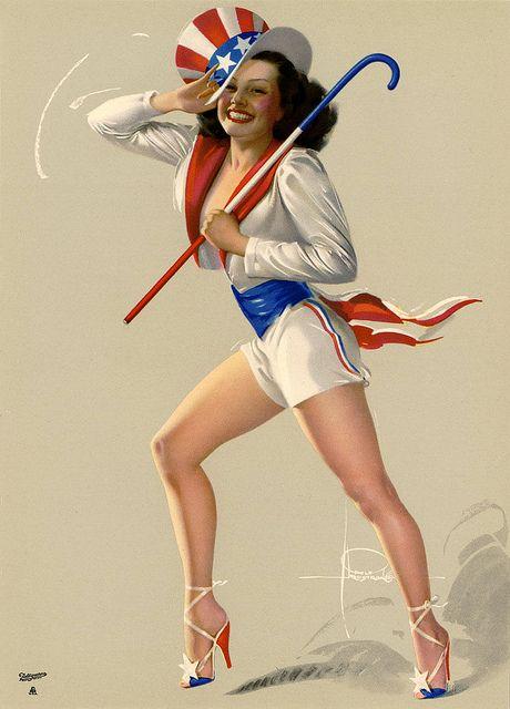 "Patriotic ""Yankee Doodle"" Girl...                                                                                                                                                                                 Plus"