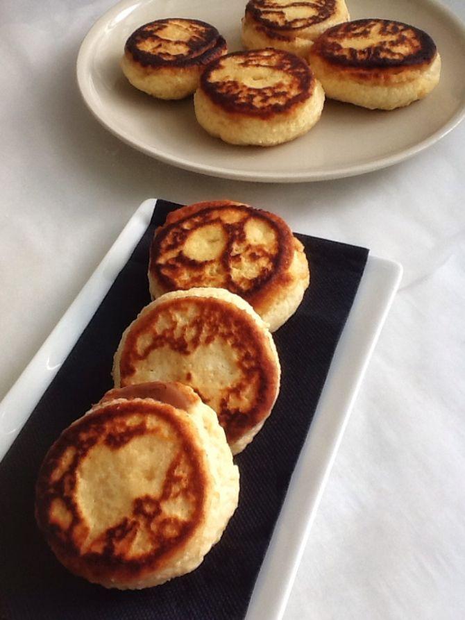 Pastelitos de Nutella a la Plancha