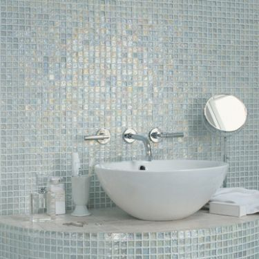 freshwater pearl metallic iridescent shop by colour wall floor tiles - Bathroom Ideas Mosaic