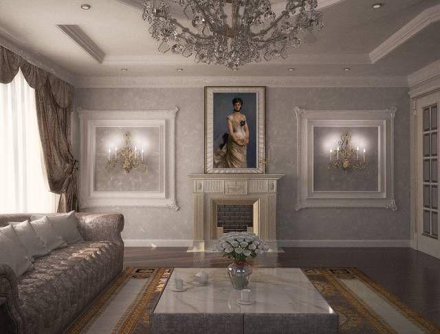 Молдинги для стен (50 фото) — декоративные молдинги в интерьере — law.biz.ua