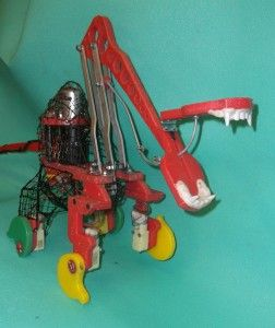 22 best robot dinosaur kit make one yourself images on pinterest techno saurus modifying the red version new shape for the front legs and solutioingenieria Choice Image