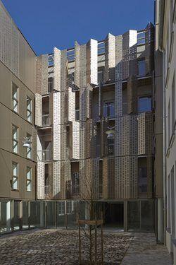 25 rue Michel le Comte, Parigi, 2015 - Atelier Du Pont