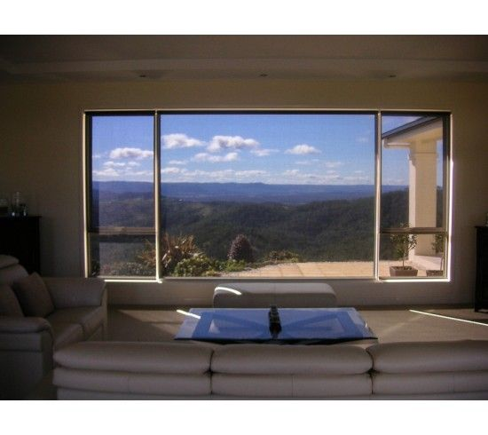 Sunscreen Roller Blinds - Retaining a glorious view whilst reducing glare and UV damage