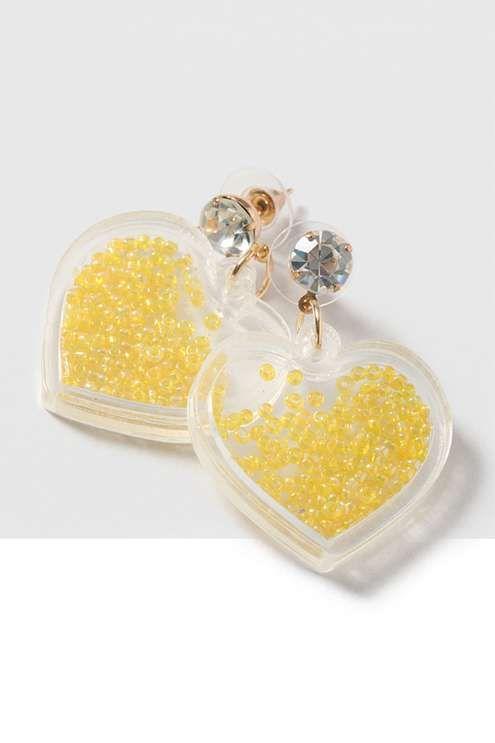 Heart Shaker Earrings