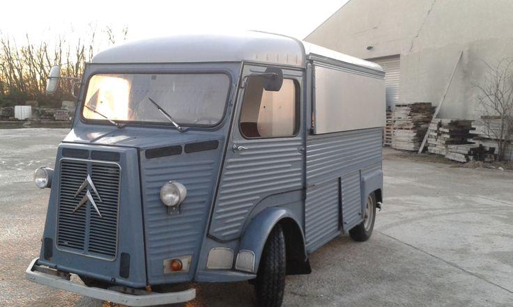 Citroen HY Food Truck auch zu Mieten