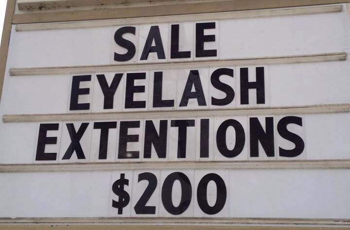 ummm...NO. My miracle mascara is $38....& you only put it on (& layer it up) when you want to look glam. No more looking like it's Friday night when it's actually Monday morning because your extensions are a little too aggressive (ever happened to you or someone you know?) Get your miracle mascara here: PM or call 0400799180/ www.lashartist.org