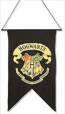 Harry Potter Hogwarts Printed Wall Banner