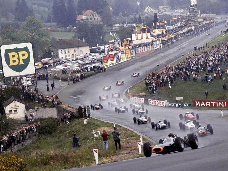 1965 Belgian Grand Prix (Spa-Francorchamps) #f1