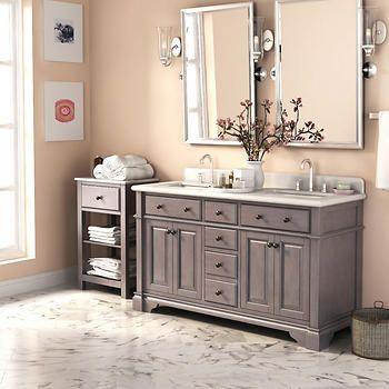 Best 25 Double Sink Vanity Ideas On Pinterest Double Vanity Bathroom Double Sink Vanities