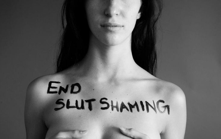 Feminist Theory: It's not slut shaming, it's woman hating.