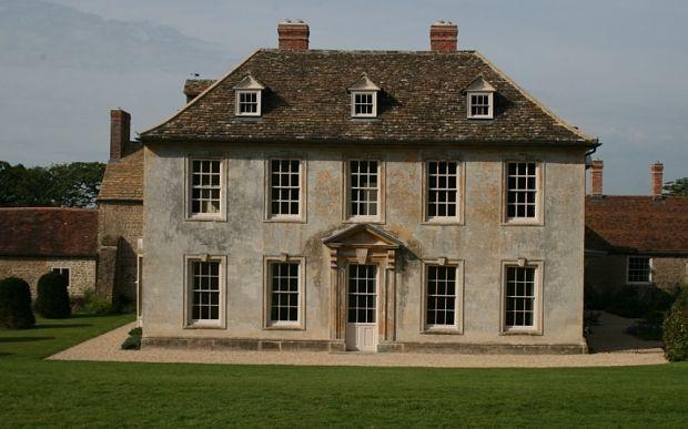 Shanks House, Somerset.  Ptolemy Dean Restoration