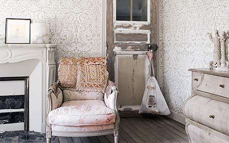 Home of Jane Whitfield - Silvergate wallpaper
