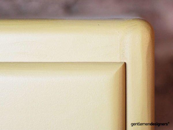 Meuble De Rangement Haut Colonne Vintage Sur Pieds Compas Relooke Jaune Circa 1960 Meuble Rangement Rangement Haut Et Rangement