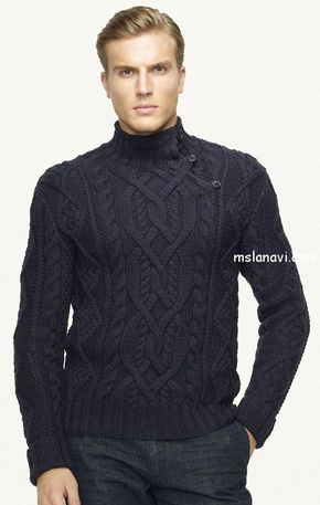 Вязаный пуловер для мужчин от Ralph Lauren
