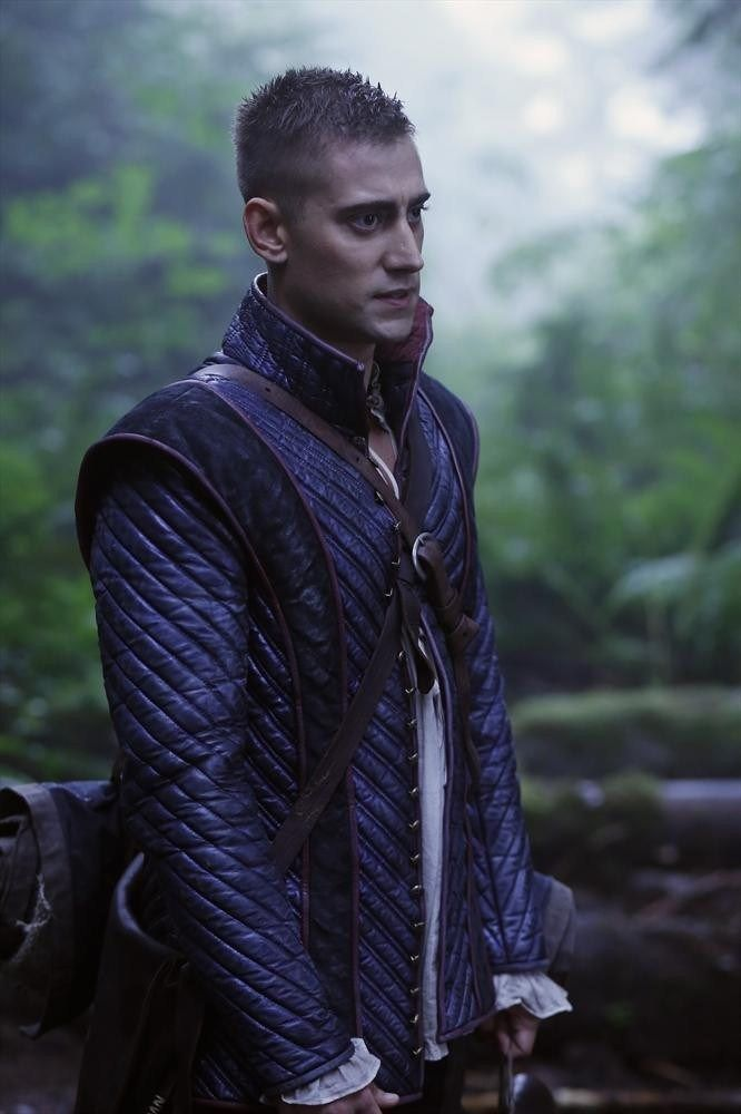 """Michael Socha as Will, Knave of Hearts; """"Once Upon A Time in Wonderland"""" His voice is the best part <3"""