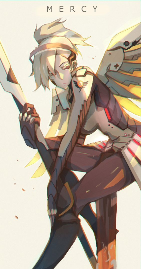 Mercy ♥ Blizzard Pics Overwatch https://pinterest.com/iphonewallpers/ IMG Body Girl Boy Art Gallery HD Page Pixiv Wik Bodysuit Manga Imagenes Digital Drawing Fan Anime Beautiful Landscapes Hot Girls IPhone Lockscreen Comics By Fan Cartoon Deviantart Illustration Wallpers Kawaii Cute Nice Photos Tops Personaje de Videojuegos  Ecchi Illustration Artwork аниме IMG Share Guide Style Concetps http://shink.in/YXDVs https://twitter.com/AnimeWallpers Pretty face