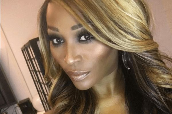 """Cynthia Bailey'sseparation from her husband has been heavily chronicled on """"The Real Housewives of Atlanta,"""" but she refuses to give in to producers' pres"""