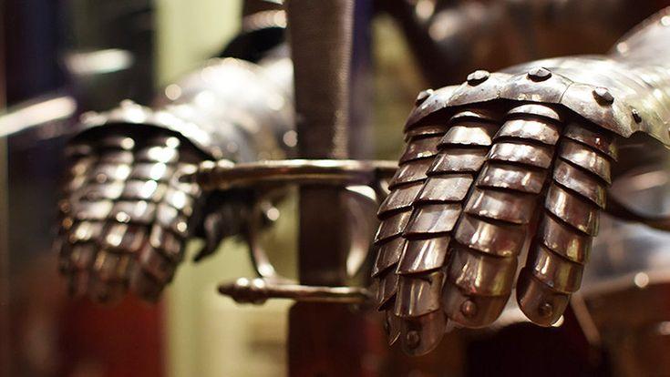 """ICYMI: """"El rey Arturo no existió, era una mezcla de cinco personajes históricos"""""""