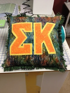 Pillow Paddle Ideas: 96 best Pillows images on Pinterest   Chi omega  Alpha phi and Phi mu,