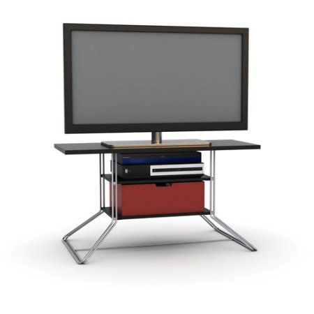SoHo TV Stand and Gaming Console, for TVs up to 32 inch, Black