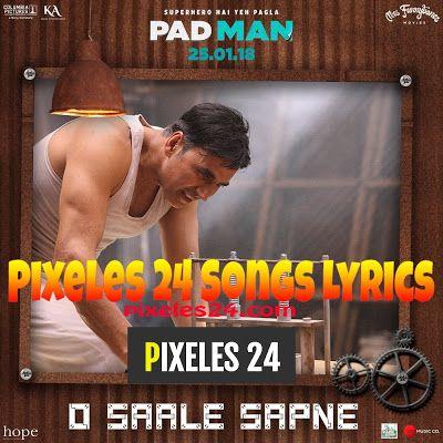 O SAALE SAPNE Song Lyrics