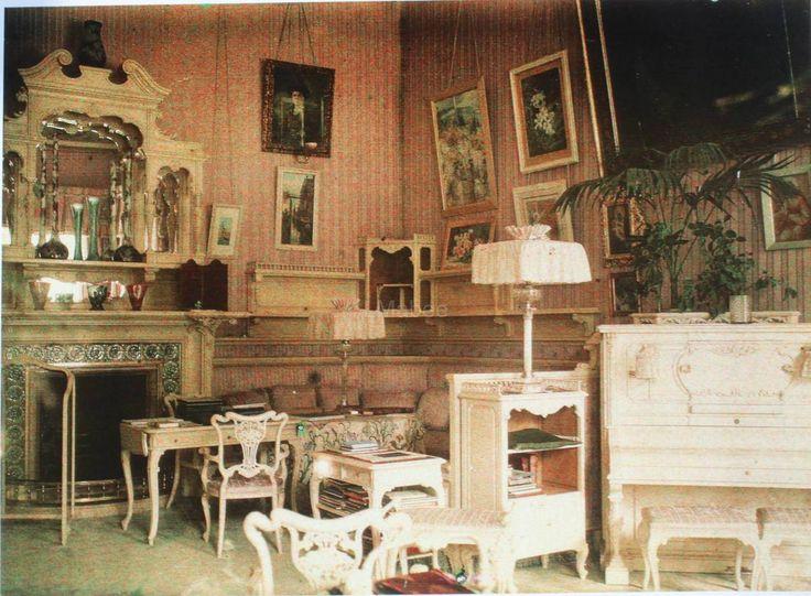 Original Colour ph Alexander Pal., Tsarskoe Selo, 1917