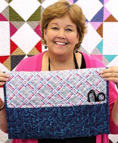 New Friday Tutorial: The Sewing Machine Pad