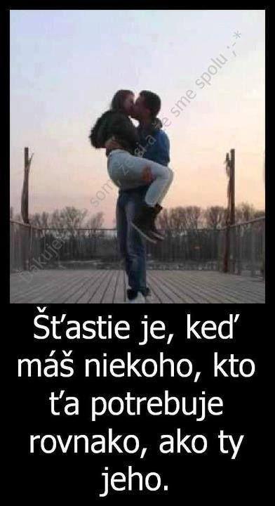 šťastie :)