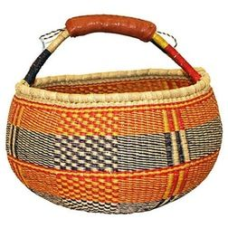eclectic baskets by Acapillow Home Furnishings
