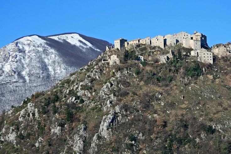 San Severino Marche. Elcito