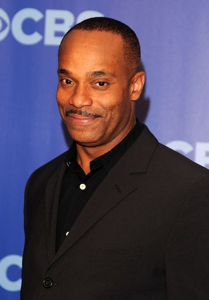 rocky carroll | Rocky Carroll Actor Rocky Carroll attends the 2010 CBS UpFront at ...