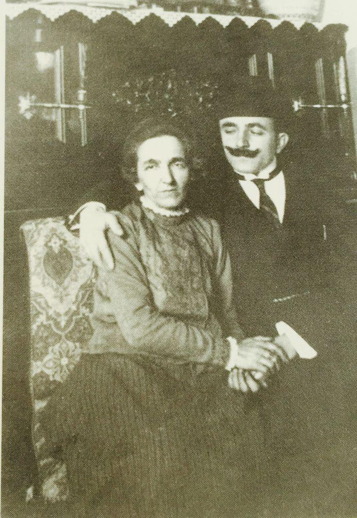 Enver Paşa ve annesi Ayşe Hanım