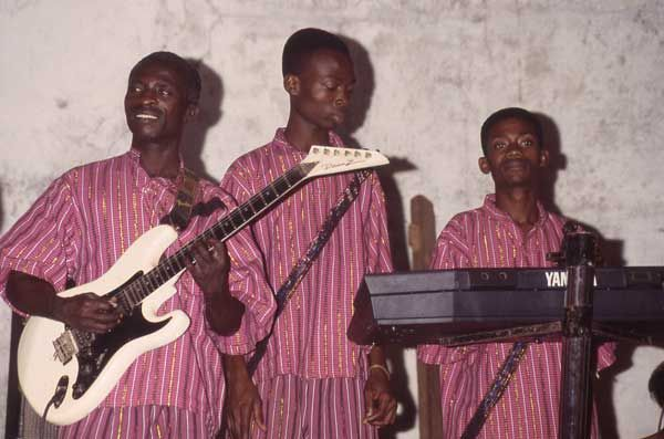 African Brothers Band (Eyre 1993)