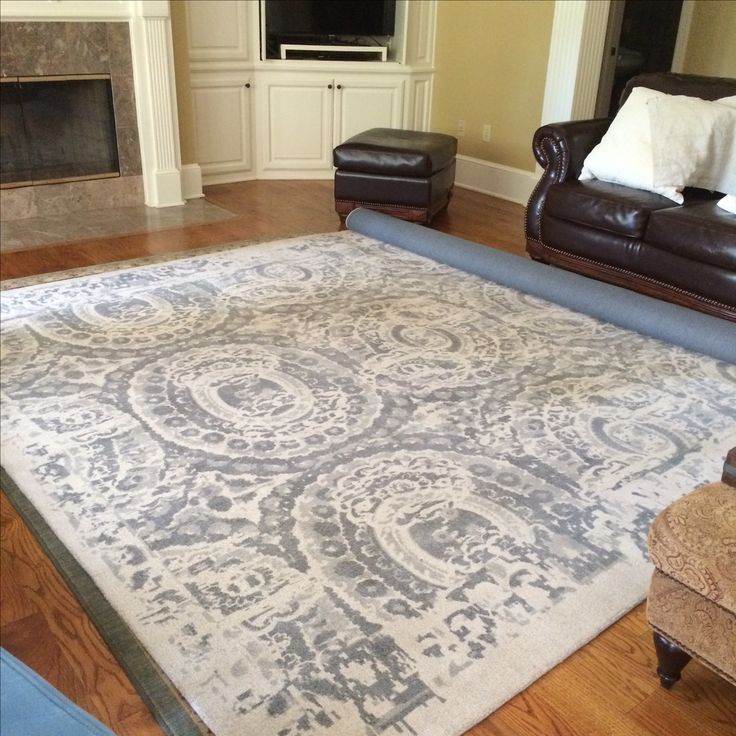 living room pottery barn%0A Pottery Barn Bosworth Rug