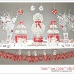 Xmas Time – Sweet Table by SGM | Packshot Paris