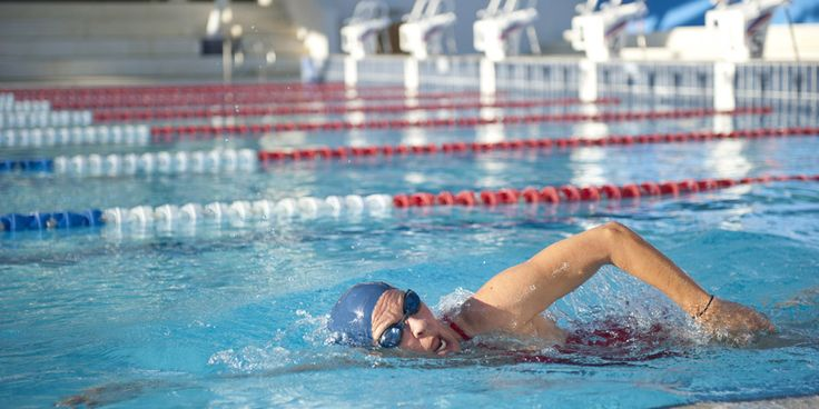 A Beginner Freestyle Swim Workout to Improve Breathing