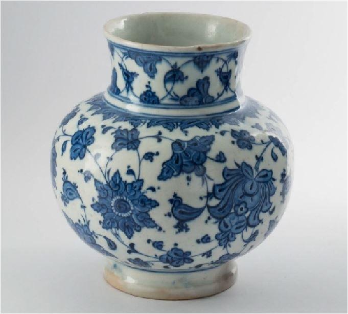 İznik vazo-Sammlung: Museum für Islamische Kunst