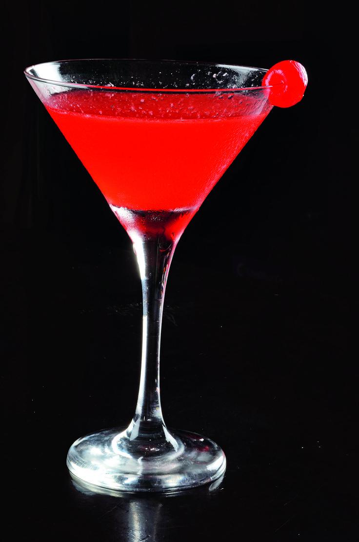 Un brindis especial por cortesía del bartender • Conoce más de este artículo en www.cocinarte.co
