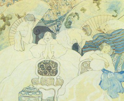 Maria Pawlikowska-Jasnorzewska -Młode kobiety marzą i płaczą