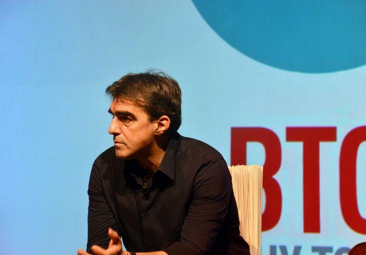 Paolo Iabichino al Bto 2013
