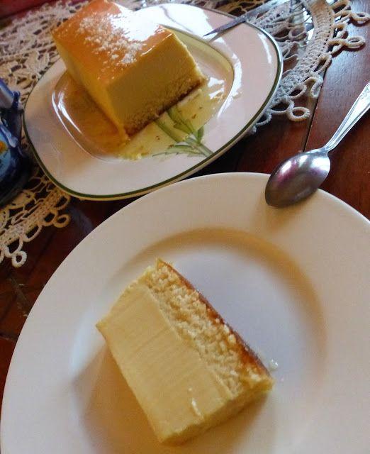 Blogul lui Catalina: Flan cu nuca de cocos