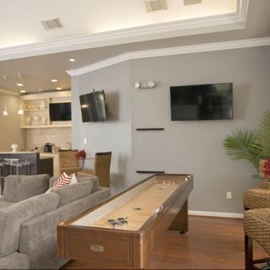 Northwest Houston TX Apartments Clubhouse With