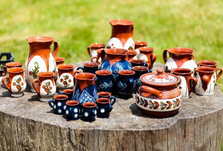 #Horezu ceramics is a unique type of #Romanian pottery that is traditionally produced by hand around the town of Horezu-inscribed  on the #UNESCO Intangible Cultural Heritage List