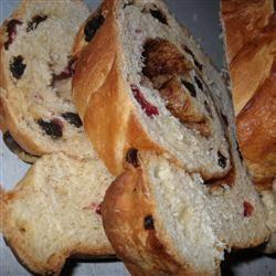 Breadmaker cinnamon raisin bread @ http://allrecipes.co.uk