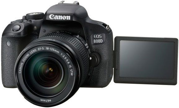 Canon 800d T7i Dslr Camera Body Efs 18 135mm F3 5 5 6 Is Stm Lens Storecharger Canon Camera Models Canon Camera Dslr Accessories