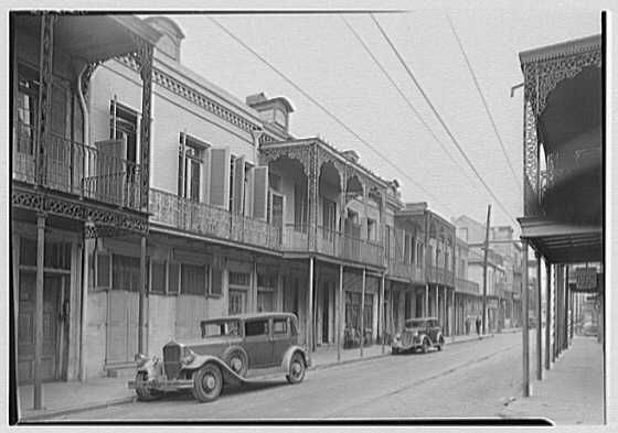 the history of new orleans a city in southern louisiana Shows southern charm new orleans her family owned the world famous coghlan art gallery in the french quarter and her ancestors are featured prominently in the city's cultural history.