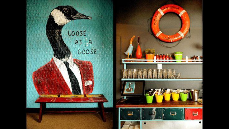 Spruce Goose. Lyall Bay, Wellington. NZ architects http://architecturehdt.co.nz/hospitality/