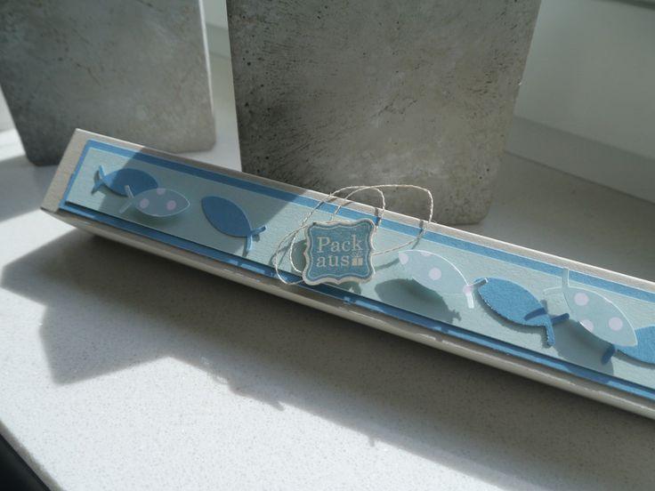 Weiteres - Verpackung für Gutschein / Kommunion /Konfirmation - ein Designerstück von szamie bei DaWanda