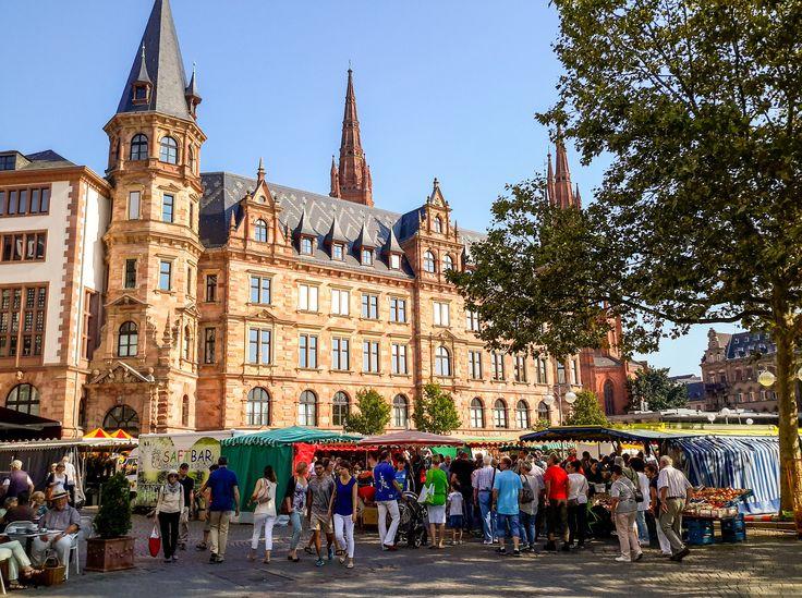 Wiesbaden Saturday Market